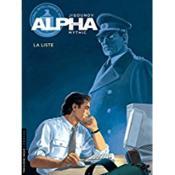 Alpha t.4 ; la liste - Couverture - Format classique