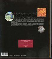 L'Ile-De-France Au Moyen Age T.1 - 4ème de couverture - Format classique