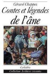 Contes et légendes de l'âne - Intérieur - Format classique