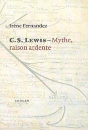 Mythe, raison ardente - Couverture - Format classique