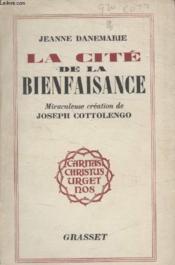 La Cite De La Bienfaisance. - Couverture - Format classique