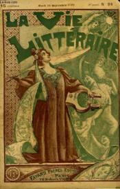 La Bergere. La Vie Litteraire. - Couverture - Format classique