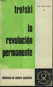 La Revolucion Permanente - Couverture - Format classique