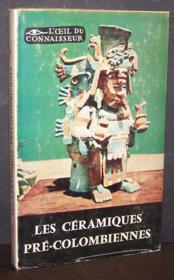 Les céramiques pré-colombiennes - Couverture - Format classique