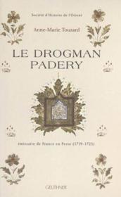 Le drogman padery - Couverture - Format classique