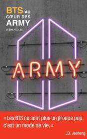BTS au coeur des army - Couverture - Format classique
