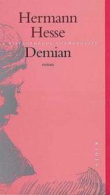 Demian - Intérieur - Format classique