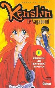 Kenshin le vagabond t.1 ; kenshin dit battosai himura - Intérieur - Format classique