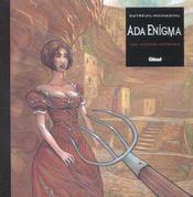 Ada Enigma t.3 ; une histoire infernale - Intérieur - Format classique