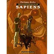 L'association des cas particuliers t.1 ; sapiens - Couverture - Format classique