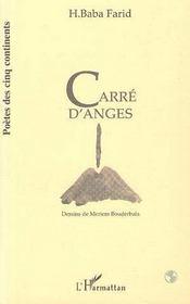 Carre D'Anges - Couverture - Format classique