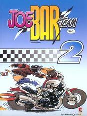 Joe bar team t.2 - Intérieur - Format classique