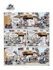 Joe bar team t.2 - Couverture - Format classique