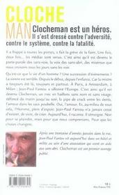 Clocheman - 4ème de couverture - Format classique