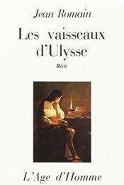 Les Vaisseaux D'Ulysse - Couverture - Format classique
