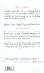 Love Actually - 4ème de couverture - Format classique