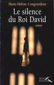 Le Silence Du Roi David - Intérieur - Format classique