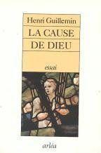 Cause De Dieu (La) - Couverture - Format classique