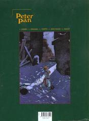 Peter Pan t.5 ; Crochet - 4ème de couverture - Format classique