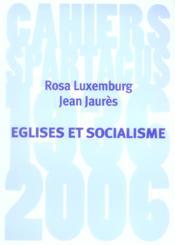 Eglises et socialisme b169 - Couverture - Format classique
