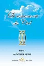 Manuscrit Du Ciel - Couverture - Format classique