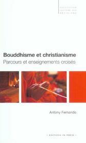 Bouddhisme et christianisme : parcours et enseignements croises - Intérieur - Format classique