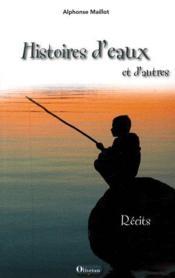 Histoires d'eaux et d'autres - Couverture - Format classique