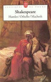 Hamlet ; Othello ; Macbeth - Intérieur - Format classique