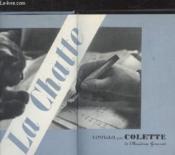 La Chatte. - Couverture - Format classique