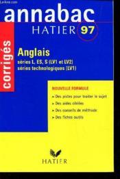 Annabac - Couverture - Format classique