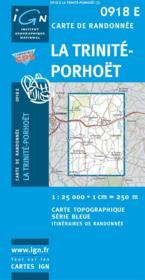 La Trinité Porhoet - Couverture - Format classique