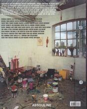 Artistes Contemporains ; Londres - 4ème de couverture - Format classique