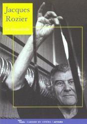 Jacques Rozier, le funambule - Intérieur - Format classique