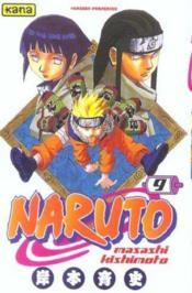 Naruto t.9 - Couverture - Format classique