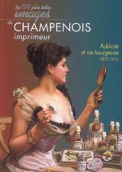 Champenois - Couverture - Format classique