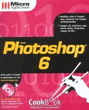 Cookbook Photoshop 6 - Intérieur - Format classique