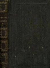 Oeuvres choisies du chanoine Christophe Schmid 2ème: geneviève -La vieille de noel -Les oeufs de paques - Couverture - Format classique
