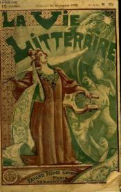 La Lettre. La Vie Litteraire. - Couverture - Format classique