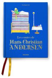 Les contes de Hans Christian Andersen - Couverture - Format classique