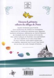 Le guide gourmand des abbayes - 4ème de couverture - Format classique