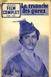 Tous Les Jeudis - Film Complet N° 322 - La Revanche Des Gueux ( Le Fils De Robin Des Bois ) - Couverture - Format classique
