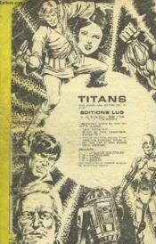 Titans N°43 - Couverture - Format classique