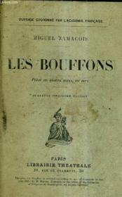 Les Bouffons - Piece En Quatre Actes En Vers / 45e Edition. - Couverture - Format classique