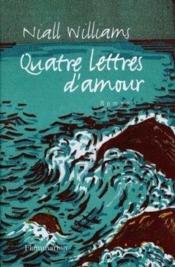 Quatre Lettres D'Amour - Couverture - Format classique