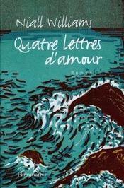 Quatre Lettres D'Amour - Intérieur - Format classique