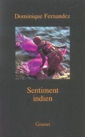 Sentiment indien - Intérieur - Format classique