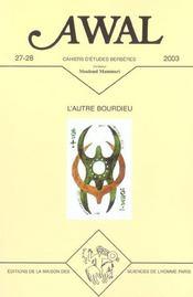 Awal, N 26/2002 - Intérieur - Format classique
