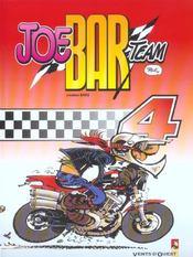 Joe bar team t.4 - Intérieur - Format classique