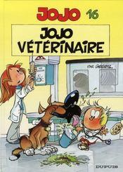 Jojo t.16 ; jojo vétérinaire - Intérieur - Format classique
