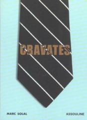 Cravates - Couverture - Format classique
